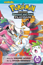 Image: Pokemon Adventures: Diamond & Pearl/Platinum Vol. 10 SC  - Perfect Square