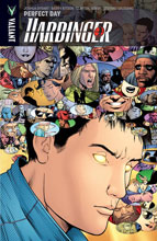 Image: Harbinger Vol. 04: Perfect Day SC  - Valiant Entertainment LLC
