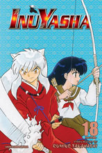 Image: Inu Yasha Vizbig Edition Vol. 18 SC  - Viz Media LLC