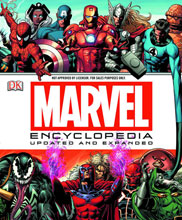 Image: Marvel Encyclopedia - Updated and Expanded HC  - DK Publishing Co