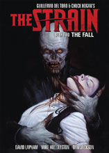 Image: Strain Book Two: The Fall HC  - Dark Horse Comics