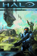 Image: Halo: Escalation Vol. 02 SC  - Dark Horse Comics