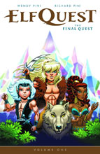 Image: Elfquest: The Final Quest Vol. 01 SC  - Dark Horse Comics