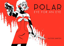 Image: Polar: Eye for an Eye HC  - Dark Horse Comics