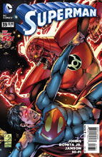Image: Superman #39 (Shane Davis variant incentive cover - 03931) (50-copy) - DC Comics