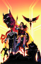 Image: Batman Beyond 2.0 Vol. 02: Justice Lords Beyond SC  - DC Comics