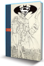 Image: Superman / Batman: Michael Turner Gallery Edition HC  - DC Comics