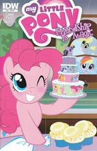 Image: My Little Pony: Friendship is Magic #28 (variant incentive cover - Mary Bellamy) (10-copy) - IDW Publishing