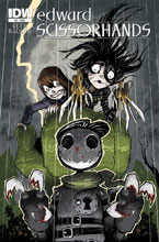 Image: Edward Scissorhands #5 - IDW Publishing