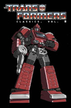 Image: Transformers Classics Vol. 08 SC  - IDW Publishing