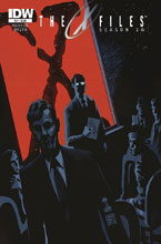 Image: X-Files: Season 10 #21 - IDW Publishing