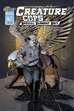 Image: Creature Cops: Special Varmint Unit #2 - IDW Publishing