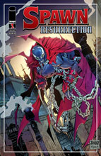 Image: Spawn Resurrection #1 (cover B) - Image Comics