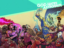 Image: God Hates Astronauts Vol. 02: A Star is Born SC  - Image Comics