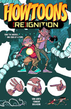 Image: Howtoons:  [Re]Ignition Vol. 01 SC - Image Comics