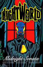 Image: Nightworld Vol. 01: Midnight Sonata SC  - Image Comics