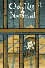 Image: Oddly Normal #5 (cover A - Frampton) - Image Comics