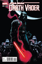 Image: Darth Vader #1 (Portacio variant incentive cover - 00161) (25-copy) - Marvel Comics