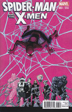 Image: Spider-Man and The X-Men #3 (Shalvey variant incentive cover) (25-copy) - Marvel Comics