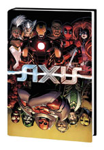 Image: Avengers & X-Men: Axis HC  - Marvel Comics