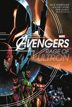 Image: Avengers: Rage of Ultron Original Graphic Novel HC  - Marvel Comics