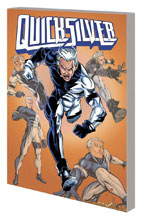 Image: Avengers: Quicksilver SC  - Marvel Comics