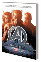 Image: New Avengers Vol. 03: Other Worlds SC  - Marvel Comics