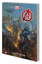 Image: Avengers Vol. 05: Adapt or Die SC  - Marvel Comics