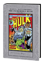 Image: Marvel Masterworks: The Incredible Hulk Vol. 09 HC  - Marvel Comics