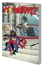 Image: Ms. Marvel Vol. 02: Generation Why SC  - Marvel Comics