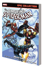 Image: Amazing Spider-Man Epic Collection: Round Robin SC  - Marvel Comics