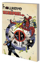 Image: Hawkeye vs. Deadpool SC  - Marvel Comics