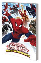 Image: Marvel Universe Ultimate Spider-Man: Web-Warriors Vol. 01 Digest SC  - Marvel Comics