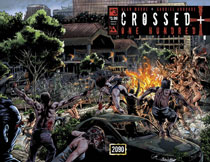 Image: Crossed Plus One Hundred #3 (American History X cover) - Avatar Press Inc