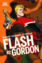 Image: King: Flash Gordon #2 - Dynamite
