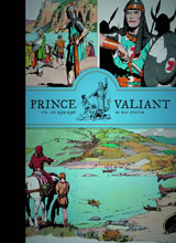 Image: Prince Valiant Vol. 10: 1955-1956 HC  - Fantagraphics Books