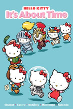Image: Hello Kitty: It's About Time GN  - Perfect Square