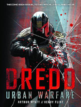 Image: Dredd: Urban Warfare HC  - Rebellion / 2000AD
