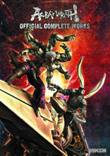Image: Asura's Wrath: Official Complete Works SC  - Udon Entertainment Corp
