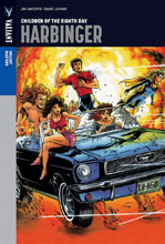 Image: Valiant Masters - Harbinger Vol. 01: Children of the Eighth Day HC  - Valiant Entertainment LLC