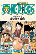 Image: One Piece 3-in-1 Edition Vol. 11 SC  - Viz Media LLC