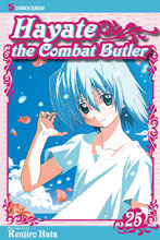 Image: Hayate the Combat Butler Vol. 25 SC  - Viz Media LLC