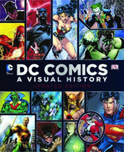 Image: DC Comics: A Visual History  (Updated Edition) HC - DK Publishing Co