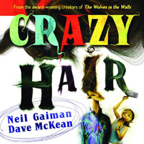 Image: Crazy Hair SC  (Young Readers) - Harper Collins Publishers