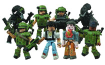 Image: Aliens Minimates Series 1 Assortment  -