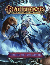 Image: Pathfinder Campaign Setting: Tombs of Golarion  -