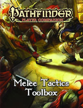 Image: Pathfinder Player Companion: Melee Tactics Toolbox  -