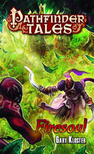 Image: Pathfinder Tales: Firesoul  -