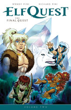 Image: Elfquest: The Final Quest Vol. 02 SC  - Dark Horse Comics