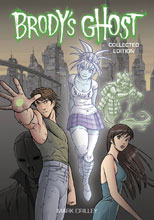 Image: Brody's Ghost Collected Edition SC  - Dark Horse Comics